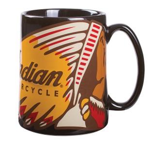 2863604-Indian Sculpted Mug