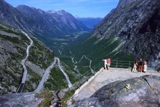 The Trollstigen Road © Terje Rakke : Nordic Life AS : www.fjordnorway.com