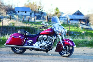 Indian Springfield red