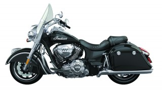 Indian Springfield in Thunder Black