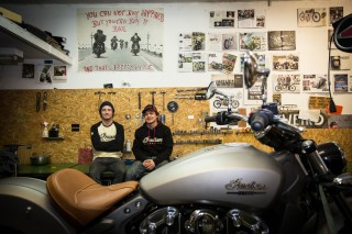 Young guns speed shop