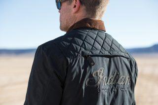 Frontier jacket