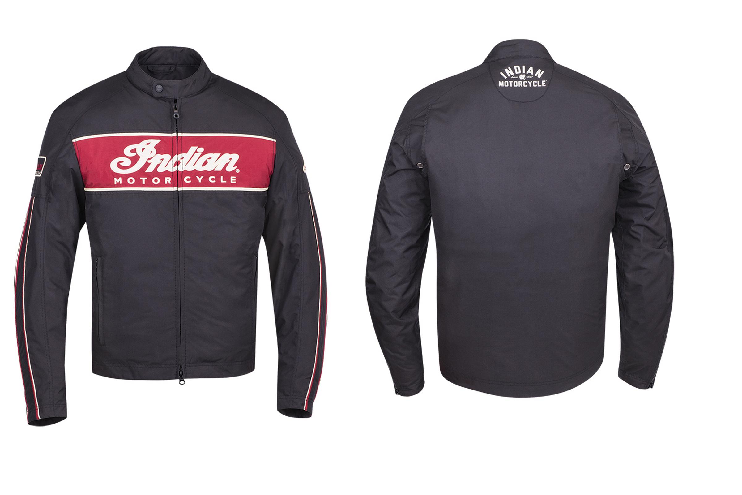 1901 Jacket front & back