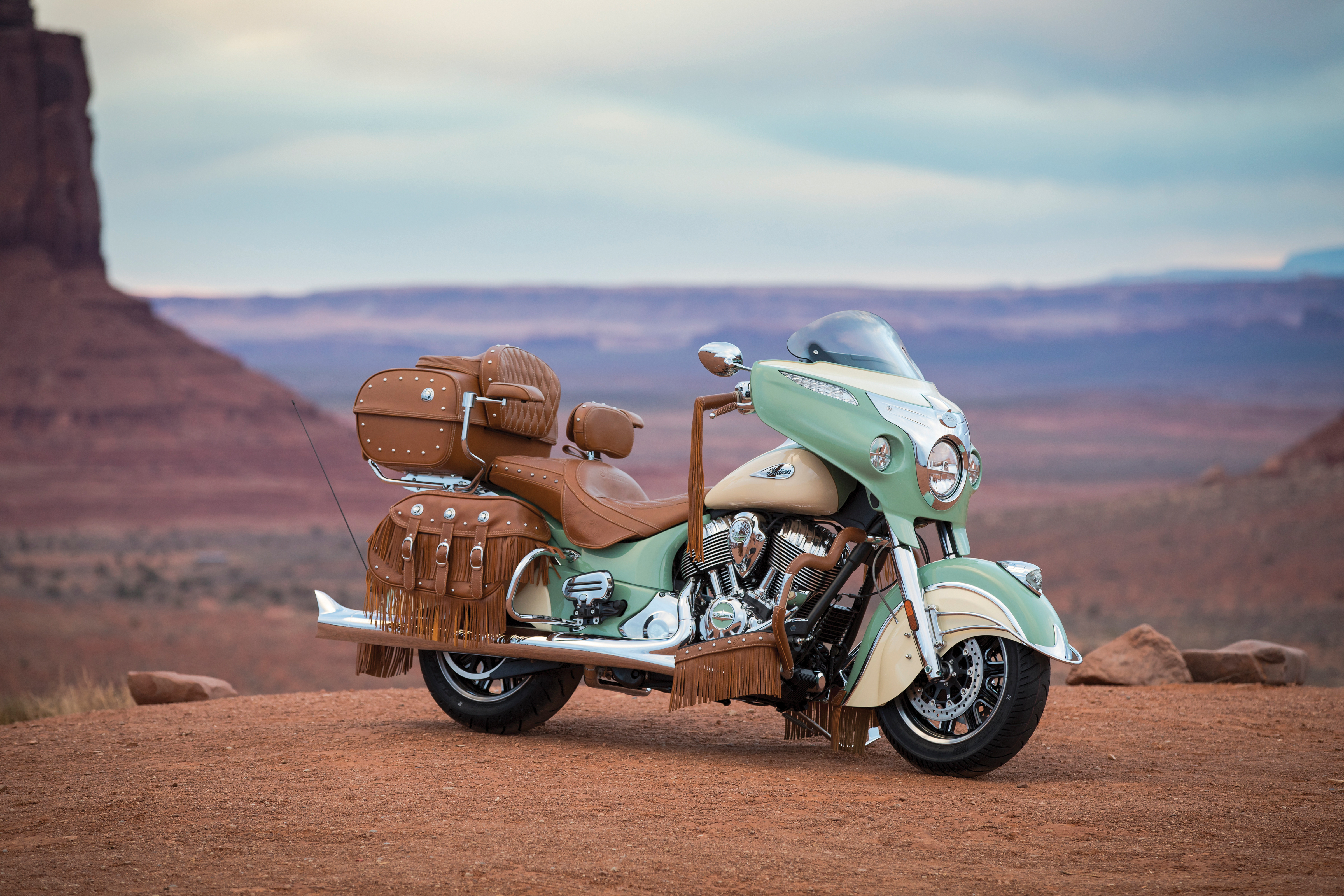 2017 Roadmaster Classic | Indian Motorcycle Media EMEA