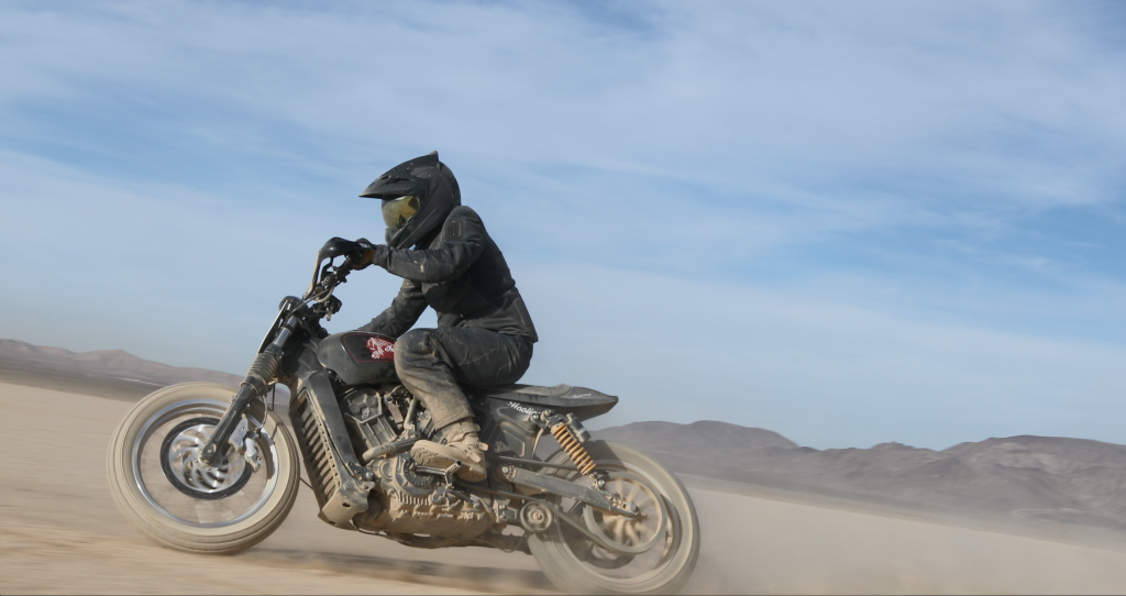 How to build a Scout with the flat track look | Indian