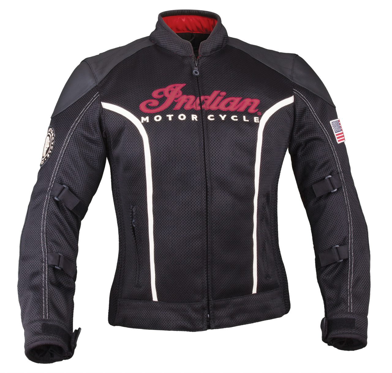 New Gear Mesh Riding Jackets From Indian Motorcycle For