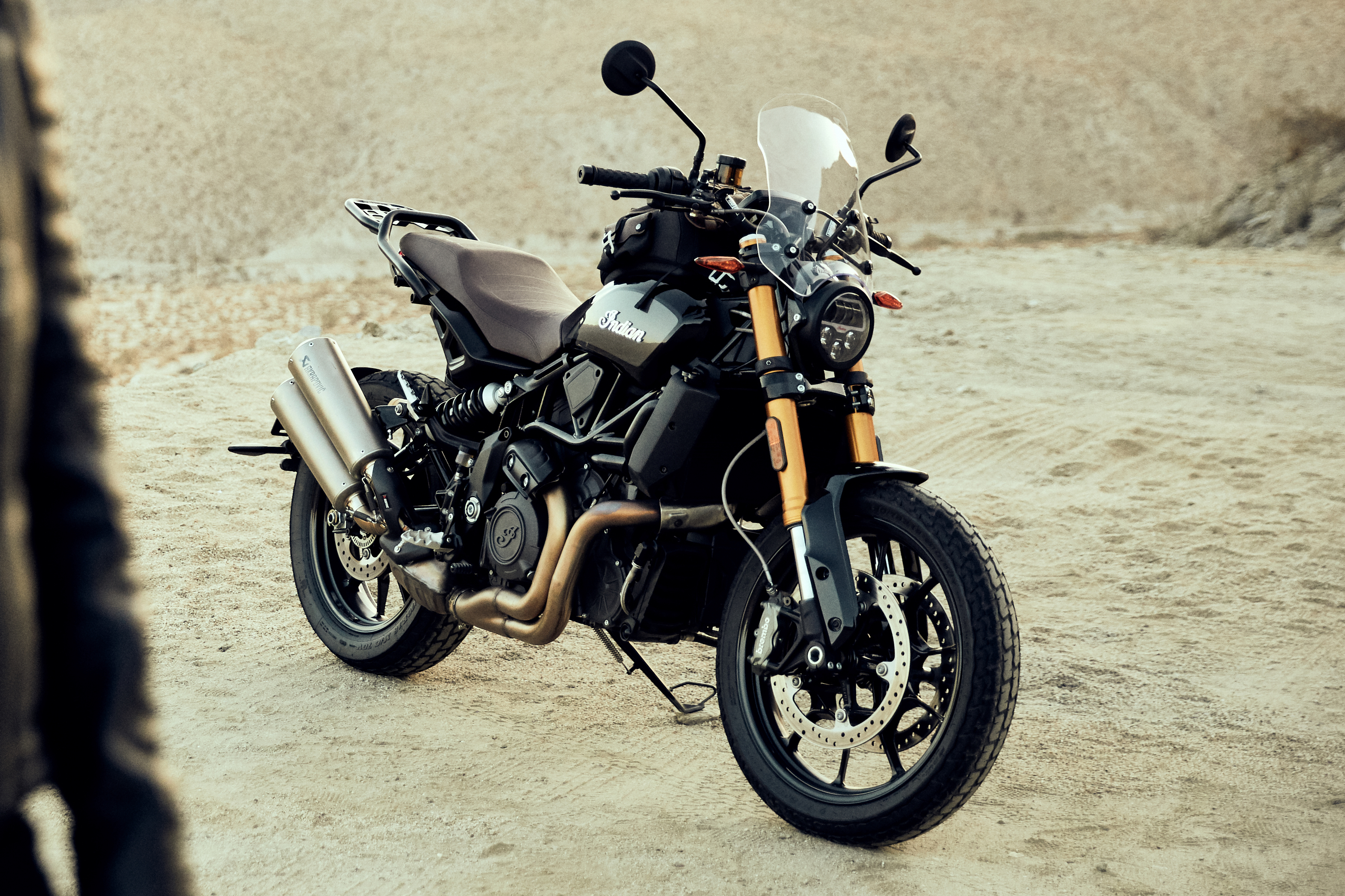 Ftr 1200 New Accessory Lineup Bournemouth Motorcycles